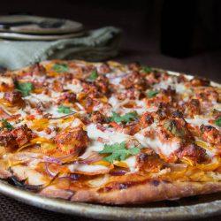Tandoori Paneer Pizza