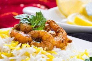 Spicy, Sweet and Sour Shrimp (Prawn Patio)