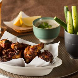 Baked Tandoori Chicken Wings