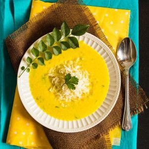 My Ultimate Comfort Food: Yogurt and Garbanzo Bean Flour Gravy (Kadhi)