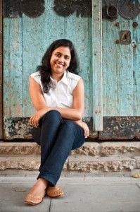 Prerna Singh of Indian Simmer