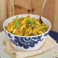 Quinoa Fritters (Tikki)
