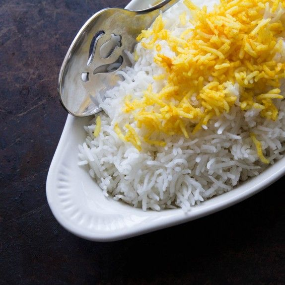 Basmati Rice by Indiaphile.info