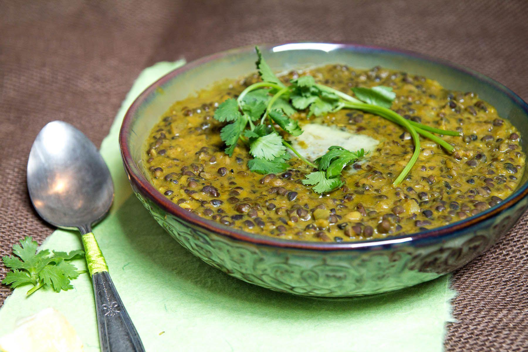 recipe: pressure cooker lentil curry [5]