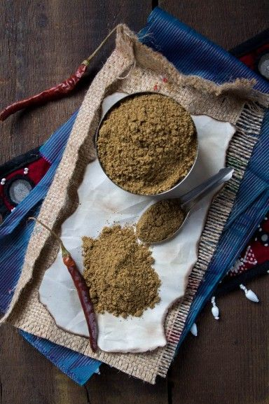 How to make Garam Masala from scratch by Indiaphile.info