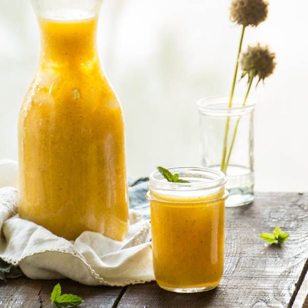 Refreshing Raw Mango Drink for Summer by Indiaphile.info