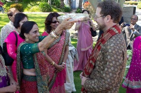Thomas-Patel Indian-inspired Wedding (Indiaphile.info)