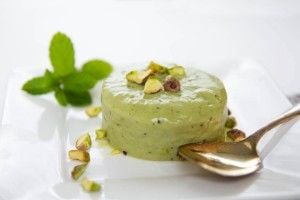 Mint Avocado Kulfi recipe at Indiaphile.info