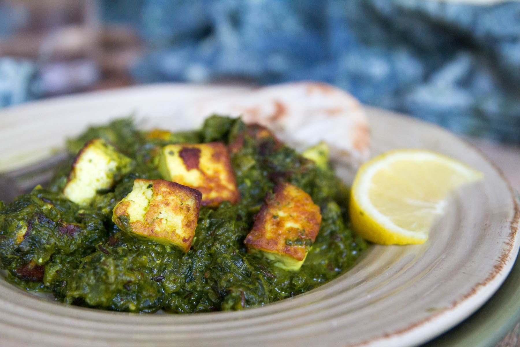 Spinach and cheese curry palak paneer indiaphile spinach and cheese curry palak paneer forumfinder Gallery