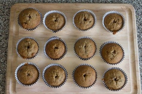 Sticky Toffee Pudding Cupcakes recipe at Indiaphile.info