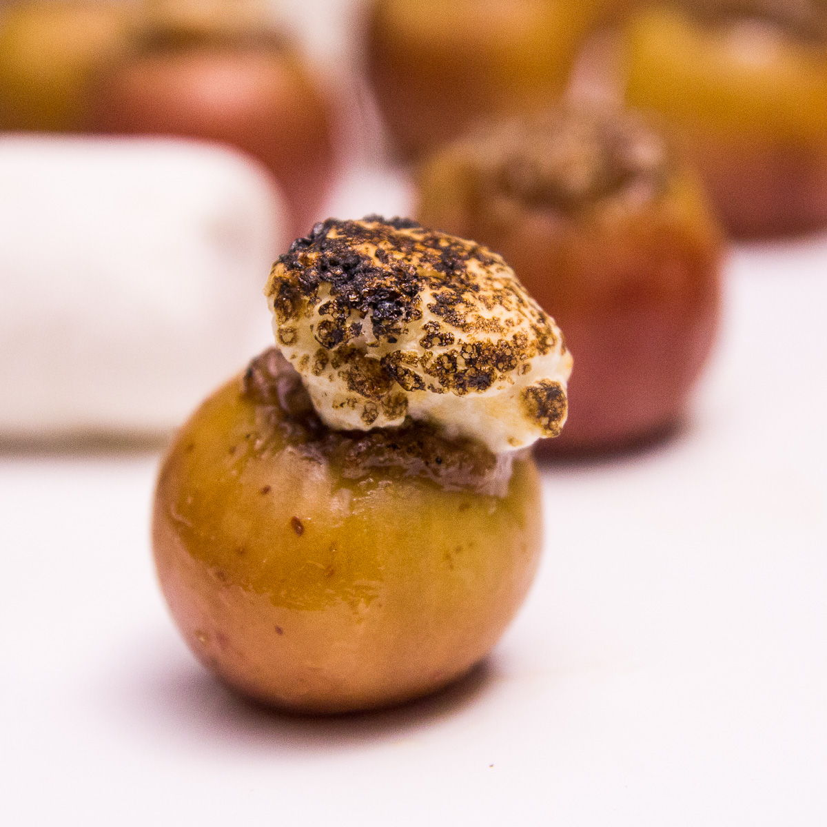 Indian Spiced Baked Mini-Apples recipe at Indiaphile.info