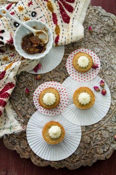 Gluten Free Rose Mini Cakes Recipe at Indiaphile.info