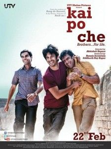 Kai Po Che! film poster
