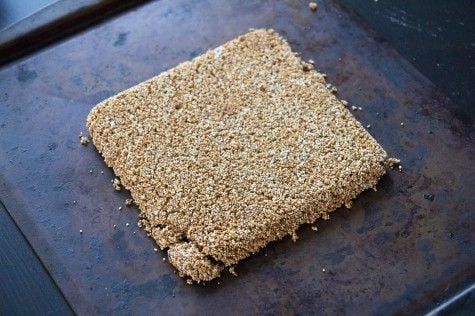 Amaranth Brittle recipe by Indiaphile.info