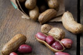 Indian style simple boiled peanuts are super easy to make