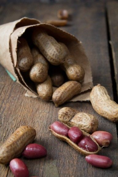 Boiled Peanuts by Indiaphile.info