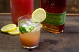 Guava Mint Cocktail recipe by Indiaphile.info