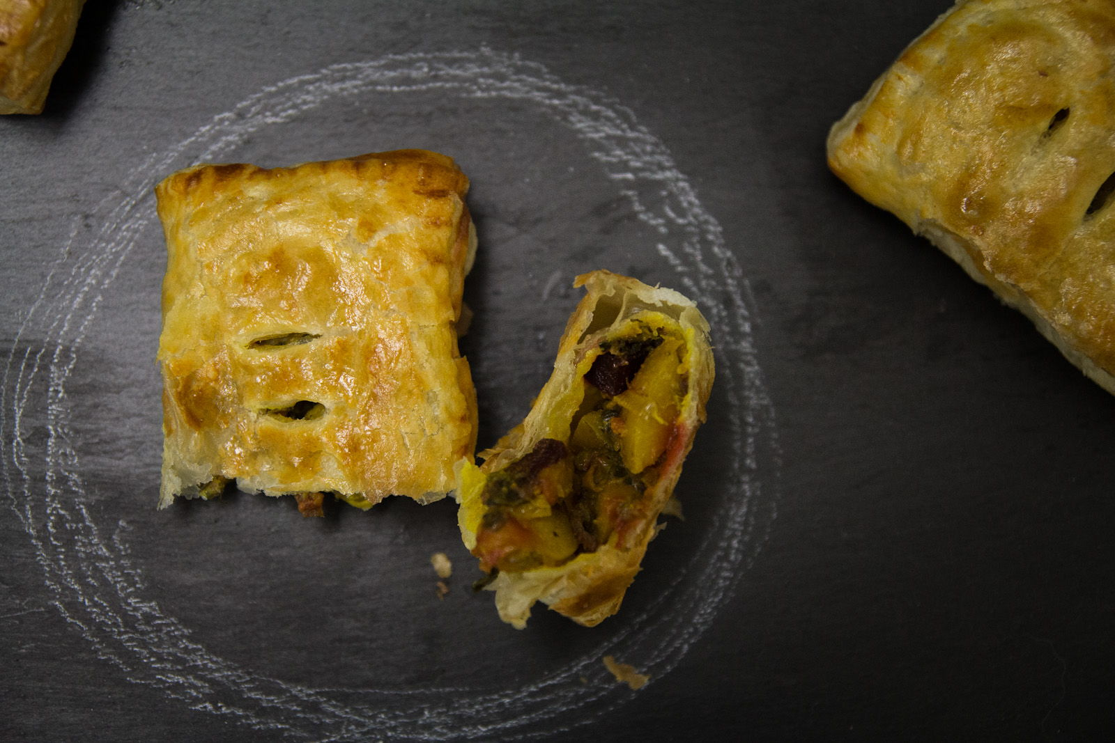 how to make curry puffs indian