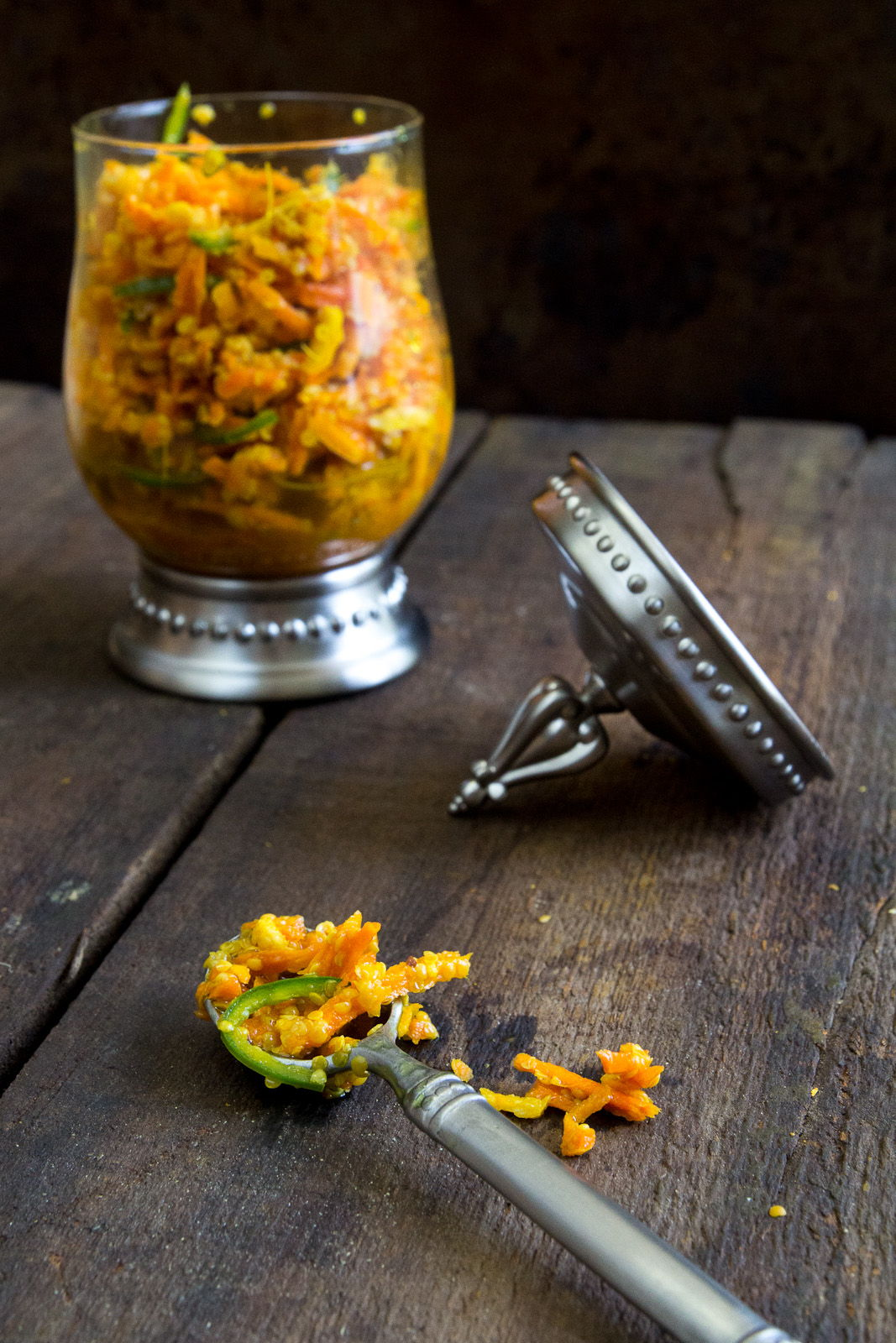 All About Turmeric and a Recipe for Turmeric Pickle - Indiaphile