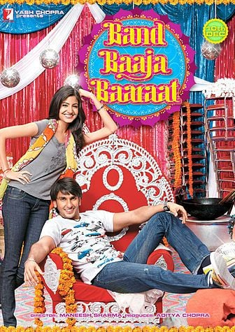 Band Bajaa Baaraat (Wedding Planners) movie poster