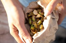 Spicy Trail Mix by Indiaphile.info