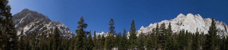 Mt Whitney Panorama by Indiaphile.info