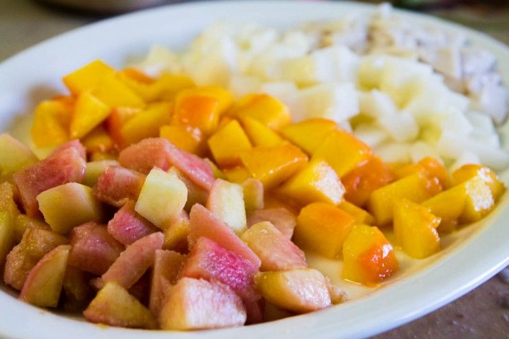 Indian Fruit Salad recipe by Indiaphile.info