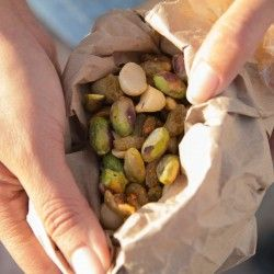 Spicy Trail Mix recipe by Indiaphile.info
