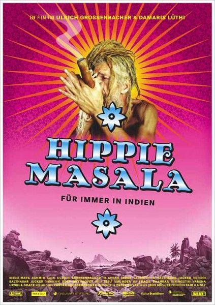 Hippie Masala Movie Poster