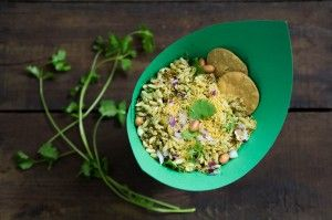 Bhel Puri recipe by Indiaphile.info
