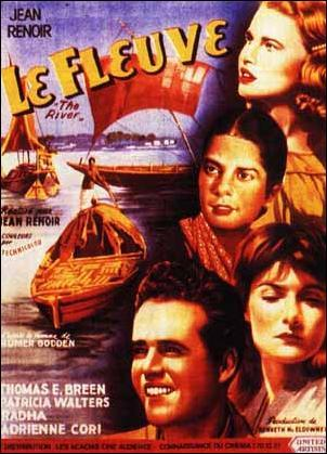 The River (1951) film poster