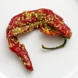 Chili Pickle recipe by Indiaphile.info