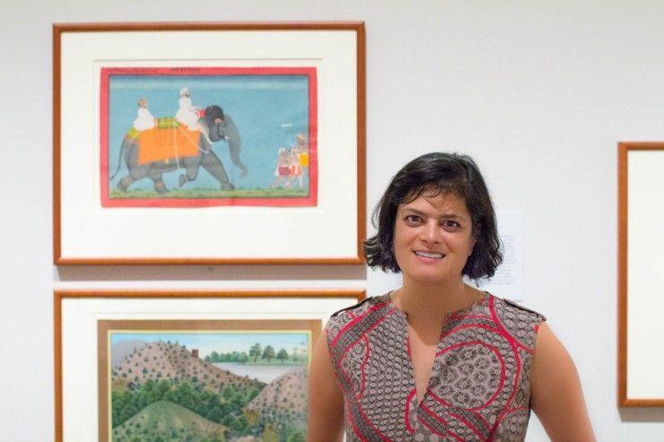Marika Sardar, Associate Curator for Southern Asian and Islamic Art at the San Diego Museum of Art