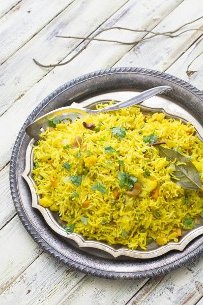Pulao - Indian Pilaf by Indiaphile.info