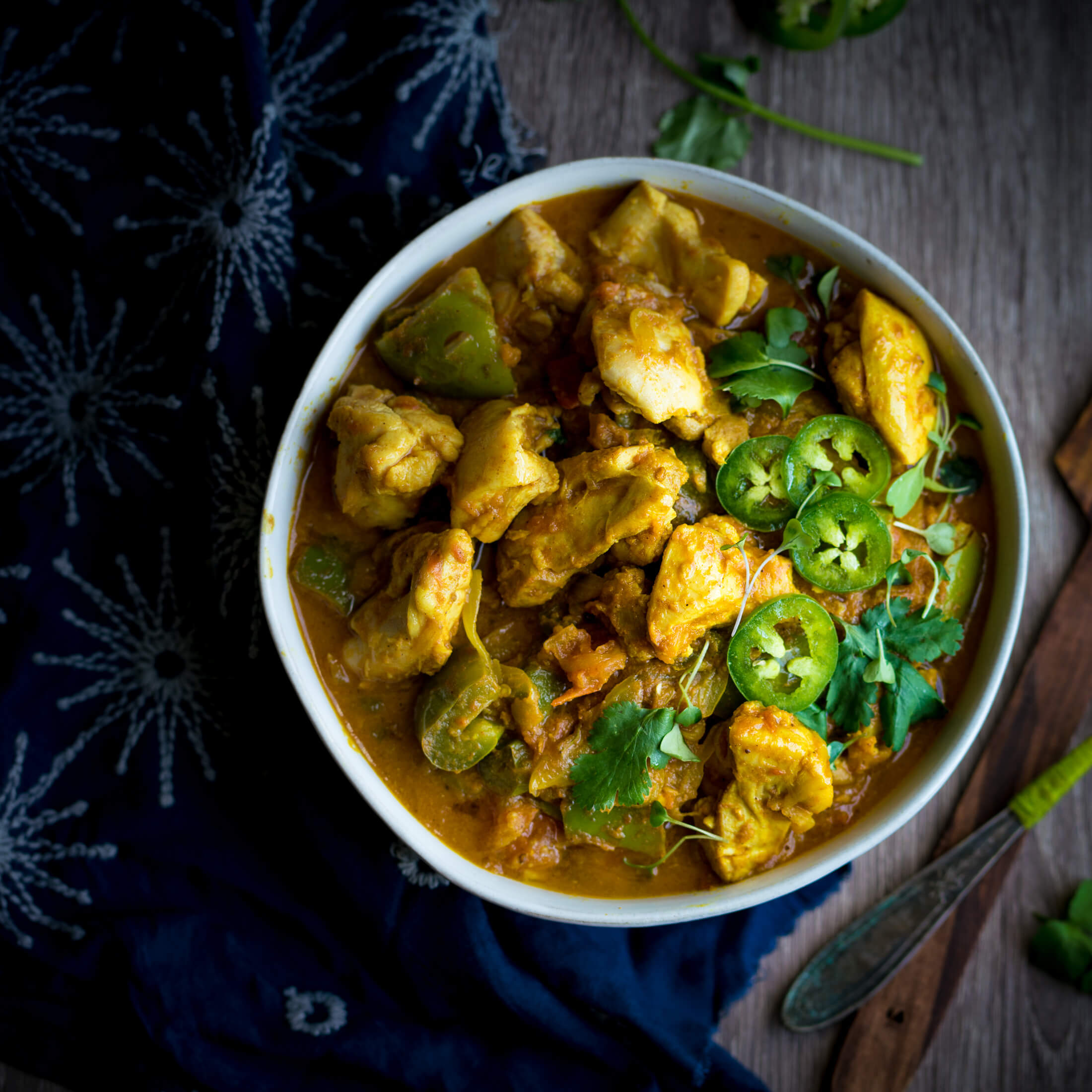 How To Make Chicken Jalfrezi A Classic British Curry