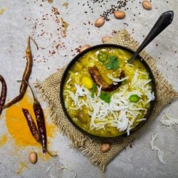 Grandmother's Gujarati Dal